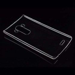 Силиконовый чехол-накладка для LG G4 (iBox Crystal YT000007231) (прозрачный)