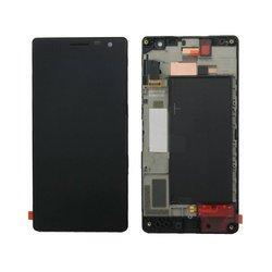 Дисплей с тачскрином для Nokia Lumia 730 в сборе (0L-00001326)