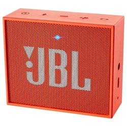 JBL GO (оранжевый)