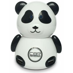 Концентратор 4 порта CBR MF-400 (панда)