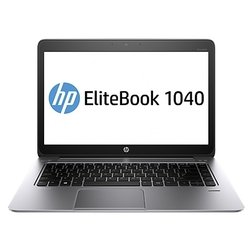 "hp elitebook folio 1040 g2 (l8t47ea) (core i5 5300u 2300 mhz/14.0""/1920x1080/8.0gb/256gb ssd/dvd нет/intel hd graphics 5500/wi-fi/bluetooth/win 7 pro 64)"