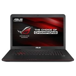 "asus g771jw (core i7 4720hq 2600 mhz/17.3""/1920x1080/8gb/2000gb/dvd-rw/nvidia geforce gtx 960m/wi-fi/bluetooth/win 8 64)"
