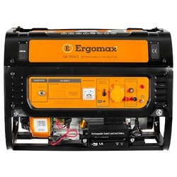 Ergomax GA 3500 E