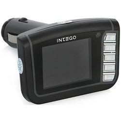 FM-трансмиттер Intego FM-106A (черный)