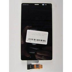 Дисплей для Nokia X2 Dual Sim с тачскрином (70367) (черный)