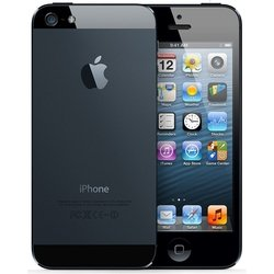 Apple iPhone 5 16Gb (черный) :