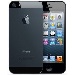 Apple iPhone 5 32Gb (черный) :