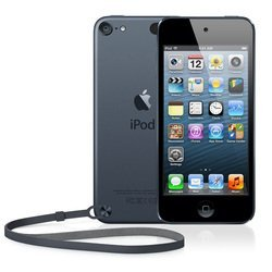 apple ipod touch 5  64gb md724 (черный) :