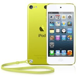 Apple iPod touch 5 32Gb Yellow MD714 (желтый) :