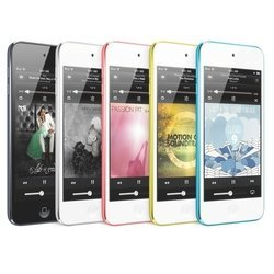 apple ipod touch 5 64gb blue md718 (голубой) :::