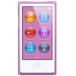 apple ipod nano 7 16gb purple md479 (пурпурный) :
