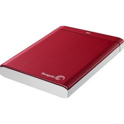 seagate stbu500203 500gb backup plus portable drive usb 3.0 2.5 hdd (красный)