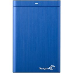 seagate stbu500202 500gb backup plus portable drive usb 3.0 2.5 hdd (синий)