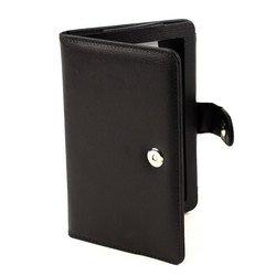 Чехол-книжка для Sony PRS T2 (черный)