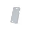 Чехол для Samsung Galaxy Note 2 N7100 Anymode Hard F-BAHC002KWH (белый) - Чехол для телефонаЧехлы для мобильных телефонов<br>Чехол для Samsung Galaxy Note 2 N7100 от Anymode Hard предназначен специально для защиты корпуса смартфона от повреждений и мелких царапин. Чехол в белом цвете идеально подходит для данной модели.<br>