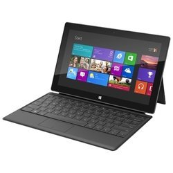 Microsoft Surface Pro 128Gb Touch Cover (черный)