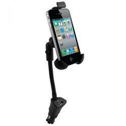 Автомобильный держатель + зарядка Deppa Smart 1 для iPhone, iPod 30-pin