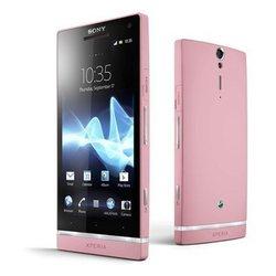 Sony Xperia SL (розовый) :