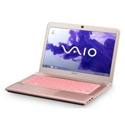 "sony vaio sv-e14a1s1r/p (core i3 2350m, 14"", 4096mb, 500gb, amd hd 7670m 1024mb, dvd-sm dl, ms+sd, wifi, bt, cam, w7 hp)"