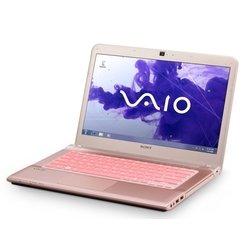 """Sony Vaio SV-E14A1V6R/P (Core i5 2450M 2500 Mhz, 14.0"""", 1366x768, 4096Mb, 500Gb, AMD HD 7670M 1024MB, DVD-RW, Wi-Fi, Bluetooth, Win 7 HP 64)"""