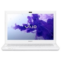 "Sony Vaio SV-S1312E3R/W (Core i3 3110M 2400 Mhz, 13.3"", 1366x768, 4096Mb, 500Gb, Intel HD Graphics 4000, DVD-RW, Wi-Fi, Bluetooth, Win 8 64)"