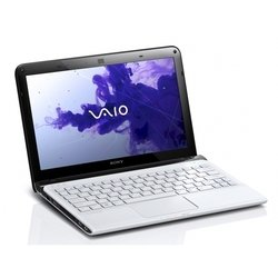 "ноутбук sony vaio sv-e1412e1r/w (pentium b980 2400 mhz, 14.0"", 1366x768, 4096mb, 320gb, gma hd up to 1024mb, dvd-rw, wi-fi, bluetooth, win 8 64)"