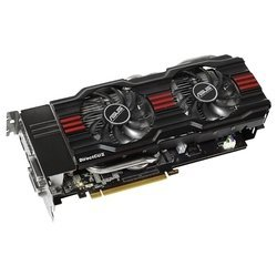 Видеокарта ASUS GeForce GTX 670 915Mhz, PCI-E 3.0, 2048Mb, 6008Mhz, 256 bit, 2xDVI, HDMI, HDCP, RTL