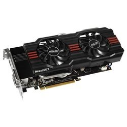 Asus GeForce GTX 660 Ti GTX660TI-DC2O-2GD5 (967Mhz, PCI-E 3.0, 2048Mb, 6008Mhz, 192 bit, 2xDVI, HDMI, HDCP)