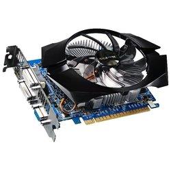 Видеокарта GIGABYTE GeForce GT 640 GV-N640OC-2GI (1050Mhz, PCI-E 3.0, 2048Mb, 1800Mhz, 128 bit, 2xDVI, HDMI, HDCP)