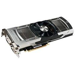 Видеокарта GIGABYTE GeForce GTX 690 915Mhz, PCI-E 3.0, 4096Mb, 6008Mhz, 512 bit, 3xDVI, HDCP RTL