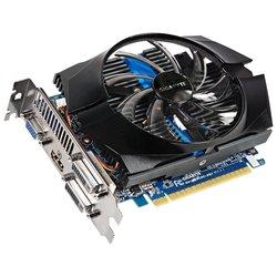 Видеокарта GIGABYTE GeForce GTX 650 1110Mhz, PCI-E 3.0, 2048Mb, 5000Mhz, 128 bit, 2xDVI, HDMI, HDCP RTL