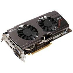 MSI GeForce GTX 660 Ti N660TI TF 3GD5/OC (967Mhz, PCI-E 3.0, 2048Mb, 6008Mhz, 192 bit, 2xDVI, HDMI, HDCP)