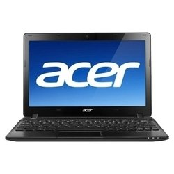 "acer aspire one ao725-c6ckk (c-60 1000 mhz/11.6""/1366x768/2048mb/500gb/dvd нет/ati radeon hd 6290/wi-fi/bluetooth/linux)"