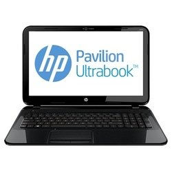 "hp pavilion 15-b052er (core i3 3217u 1800 mhz/15.6""/1366x768/4096mb/352gb/dvd нет/wi-fi/bluetooth/win 8 64)"