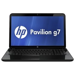 "hp pavilion g7-2311er (a6 4400m 2700 mhz/17.3""/1600x900/6144mb/750gb/dvd-rw/wi-fi/bluetooth/win 8 64)"