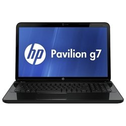"ноутбук hp pavilion g7-2314er (a10 4600m 2300 mhz, 17.3"", 1600x900, 6144mb, 750gb, dvd-rw, wi-fi, bluetooth, win 8 64) черный"