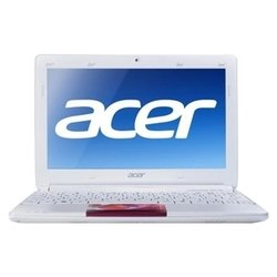 "acer aspire one aod270-268blw (atom n2600 1600 mhz/10.1""/1024x600/1024mb/500gb/dvd нет/wi-fi/win 7 starter)"