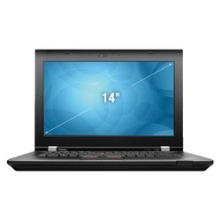 "lenovo thinkpad l430 (core i5 2520m 2500 mhz/14.0""/1366x768/4096mb/500gb/dvd-rw/wi-fi/bluetooth/win 7 pro 64)"