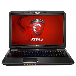 """MSI GT70 0NE (Core i7 3630QM 2400 Mhz/17.3""""/1920x1080/16384Mb/750Gb/Blu-Ray/NVIDIA GeForce GTX 680M/Wi-Fi/Bluetooth/Win 8 64)"""