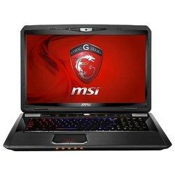 """MSI GT70 0NE (Core i7 3610QM 2300 Mhz/17.3""""/1920x1080/16384Mb/1500Gb/DVD-RW/Wi-Fi/Bluetooth/Win 8 64)"""