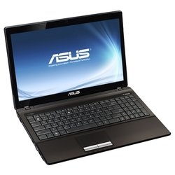 "asus k53be (e2 1800 1700 mhz/15.6""/1366x768/4096mb/500gb/dvd-rw/amd radeon hd 7470m/wi-fi/bluetooth/dos)"
