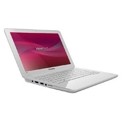 "lenovo ideapad s206 (e1 1200 1400 mhz/11.6""/1366x768/2048mb/500gb/dvd нет/wi-fi/bluetooth/dos)"