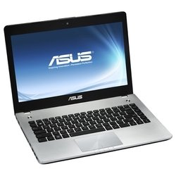 "asus n46vz (core i7 3610qm 2300 mhz/14""/1366x768/8192mb/1500gb/dvd-rw/wi-fi/bluetooth/win 7 hp 64)"