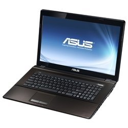 "asus k73e (core i3 2350m 2300 mhz/17.3""/1600x900/4096mb/500gb/dvd-rw/wi-fi/win 7 hp)"