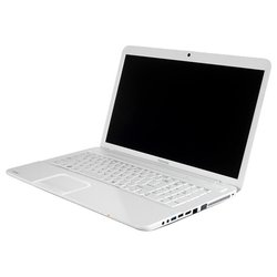"ноутбук toshiba satellite c870-dnw pscbcr-01c001ru (pentium b980 2400 mhz, 17.3"", 1600x900, 4096mb, 500gb, amd hd 7610m 1024mb, dvd-rw, wi-fi, bluetooth, win 8 64) белый"