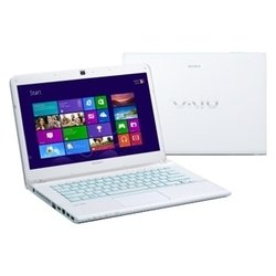 "Sony VAIO SVE14A2M1R (Core i3 2400 Mhz/14.0""/1366x768/4096Mb/500Gb/DVD-RW/AMD Radeon HD 7670M/Wi-Fi/Bluetooth/Win 8 64)"