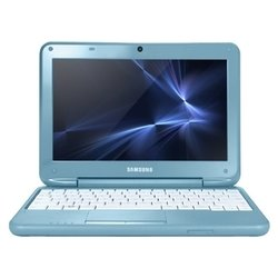 "samsung 100nzc-а02 (atom n2100 1600 mhz, 10.1"", 1024x600, 2048mb, 320gb, dvd нет, intel gma 3600, wi-fi, bluetooth, win 7 starter) голубой"