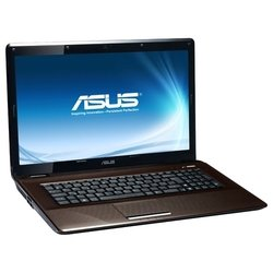 "asus k72jt (core i3 380m 2530 mhz/17.3""/1600x900/4096mb/500gb/dvd-rw/wi-fi/bluetooth/без ос)"