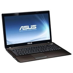 "asus k53sk (core i5 2450m 2500 mhz/15.6""/1366x768/6144mb/750gb/dvd-rw/wi-fi/bluetooth/win 7 hb)"
