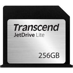 "карта памяти для macbook pro 15"" transcend jetdrive lite 350 256gb (ts256gjdl350)"